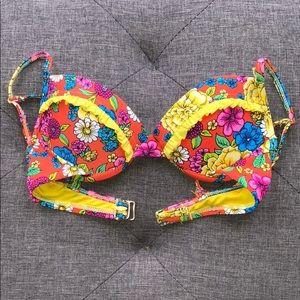 Bikini top PUSH UP size S